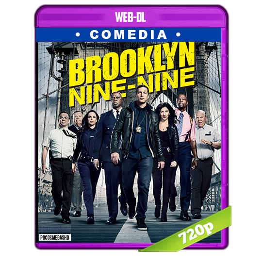Brooklyn Nine-Nine Temporada 1 720p WEB-DL Dual