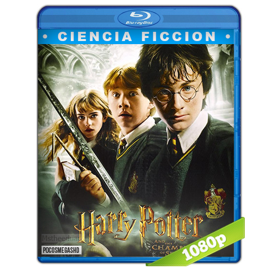 Harry Potter y la Camara de los Secretos 2002 BDrip 1080p Dual