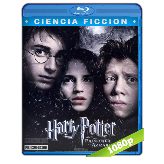 Harry Potter y el Prisionero de Azkaban 2004 BDrip 1080p Dual