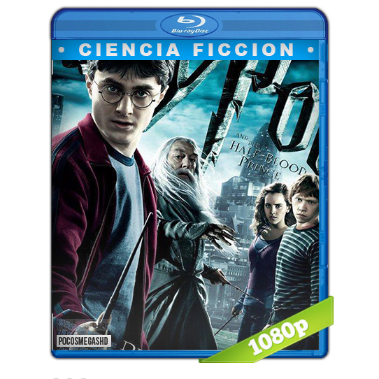 Harry Potter y el Principe Mestizo 2009 BDrip 1080P Dual