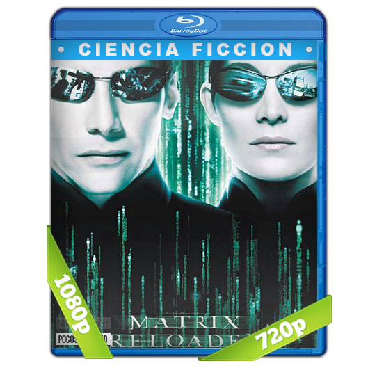 Matrix Recargado 2003 BDrip 1080p/720p Dual Latino
