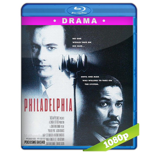 Philadelphia 1993 BRrip 720p Latino