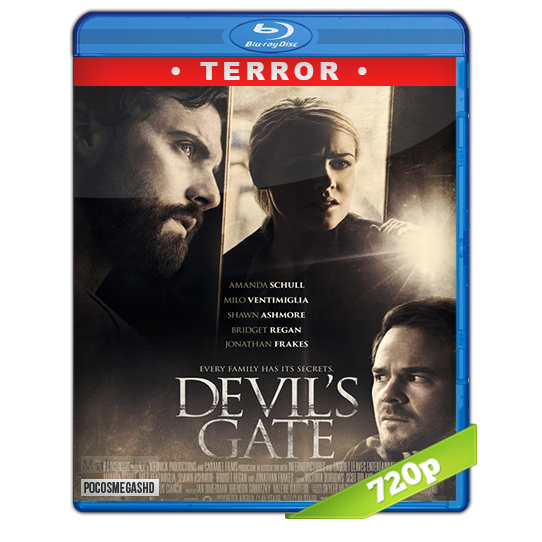 Devil Gates 2017 720p BRrip Dual Latino