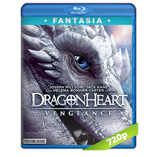Dragonheart: Vengeance (2020) 720p BRrip Dual Latino