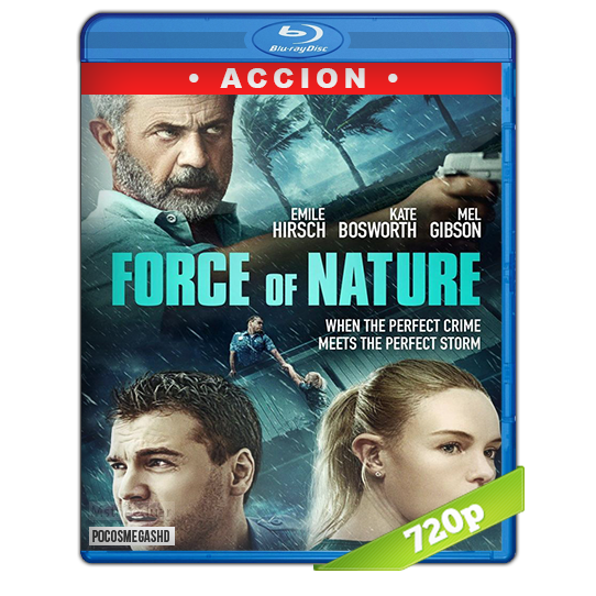 Force of Nature (2020) 720p BRrip Ingles Subtitulado