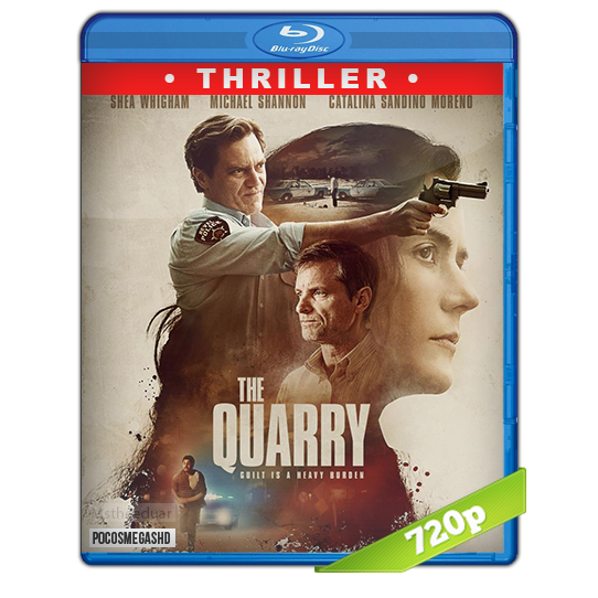 The Quarry (2020) BDrip 720p Dual Latino