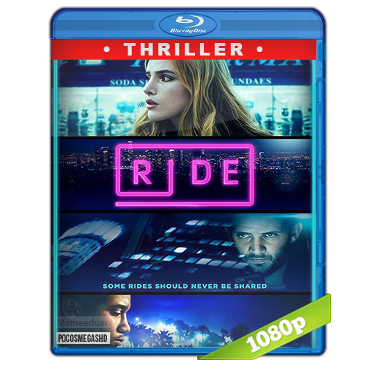 Ride (2018) 1080p MicroHD BDrip Dual Latino