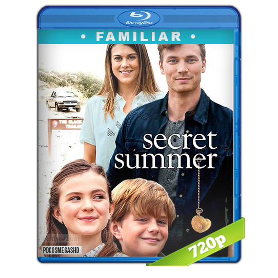 Secret Summer (2016) 720p BRrip Dual Latino