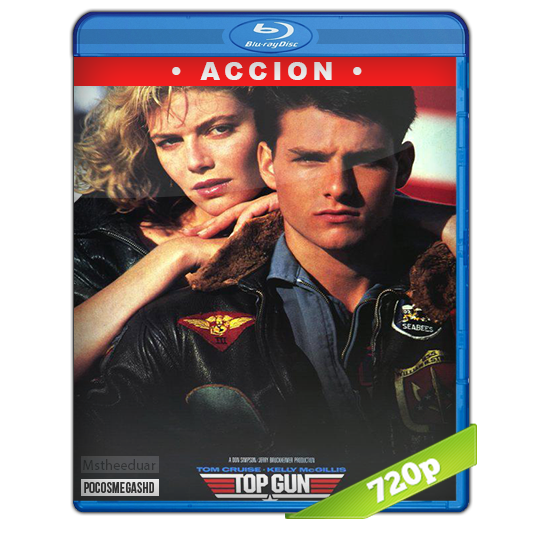 Top Gun (1986) BDrip 720p Dual Latino